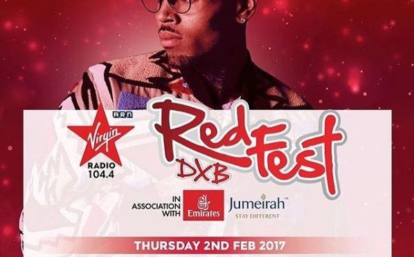 Chris Brown Headlines RedFest 2017