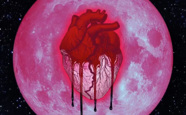 Heartbreak on a Full Moon Playlist