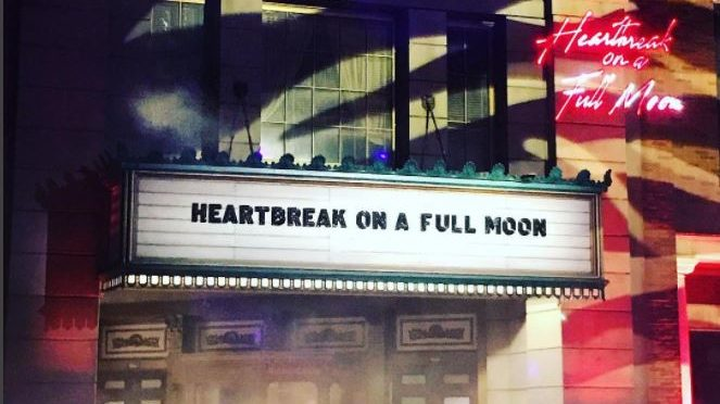 Heartbreak on a Full Moon Release Party – LA